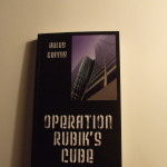 Watch the video; then, read the book. Operation Rubik's Cube